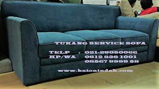 service sofa di pondok cabe