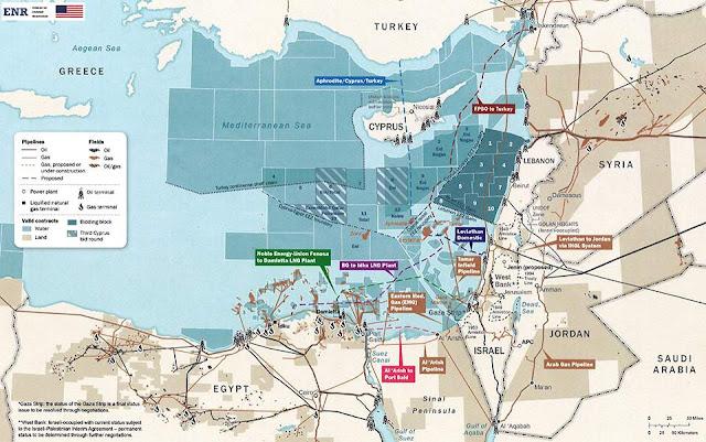 Οι ΗΠΑ και ο χάρτης με τουρκικές διεκδικήσεις