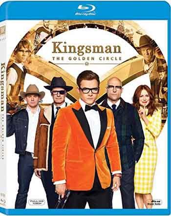 Kingsman The Golden Circle 2017 480p 450MB BRRip Dual Audio