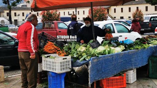 Ετσι θα λειτουργεί το επόμενο διάστημα η λαϊκή αγορά στο Άργος