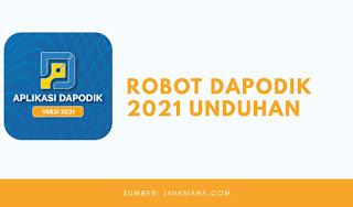 Robot Dapodik 2021 Download