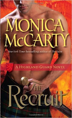 monica mccarty, the recruit, book review