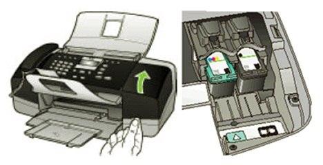 Cara Memperbaiki Catridge Printer Kering Dan Tersumbat