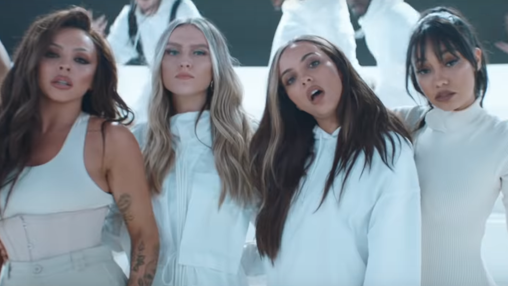 "A música é o segundo single oficial do ""LM5"", sucedendo o hit ""Woman Like Me"""