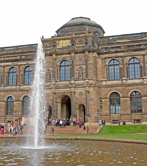 Drezno kompleks architektoniczny, późny barok