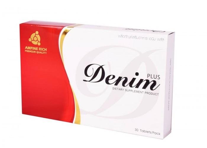 Denim Plus เดนิม พลัส ลดน้ำหนัก ระเบิดพุง สลายไขมัน ลดเร็ว เห็นผลจริง ปลอดภัย