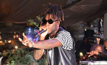 Burna Boy Wins 2020 BET Award for Best International Act