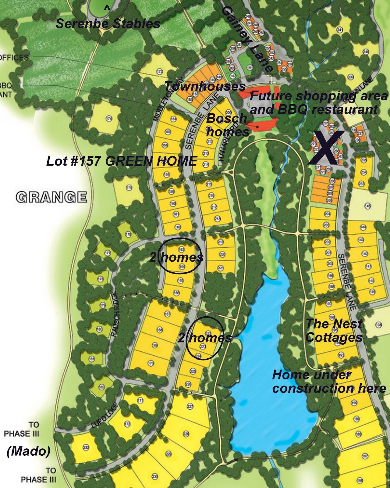 SereneGreenGA: The Grange At Serenbe: Details