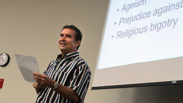 Florida College Professor Will Be Fired After 'Inquisition' Stemming From Controversial Tweets
