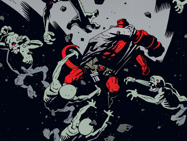 hellboy dark horse comics