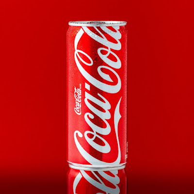 Why coca cola uses red color psychology for business?