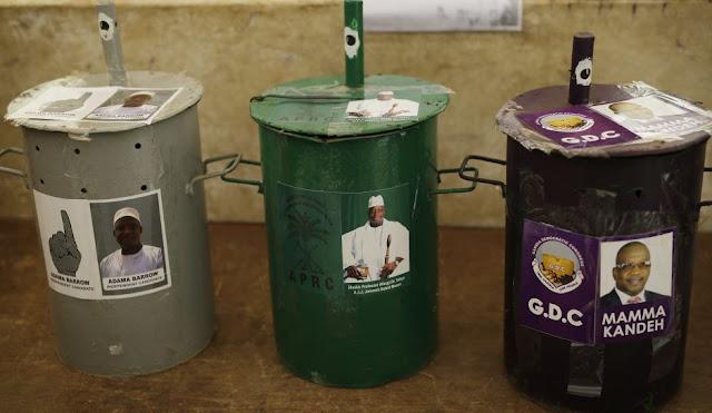 Gambia ballot gorodom