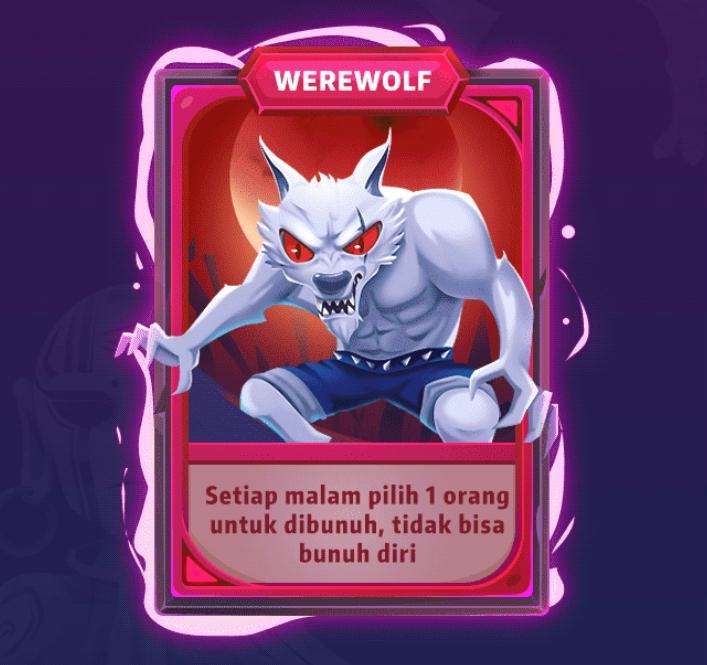 Tips bermain Werewolf Hago