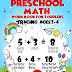 PRESCHOOL MATH WORKBOOK FOR TODDLERS: TRACING AGES 2-4 WITH MULTIPLE ACTIVITIES by ABDULLA ALFARAJ (Author), ACTIVITY BOOK WRITER (Author)