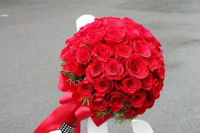 Những mẫu hoa cưới cô dâu ngày cưới đẹp nhất 1