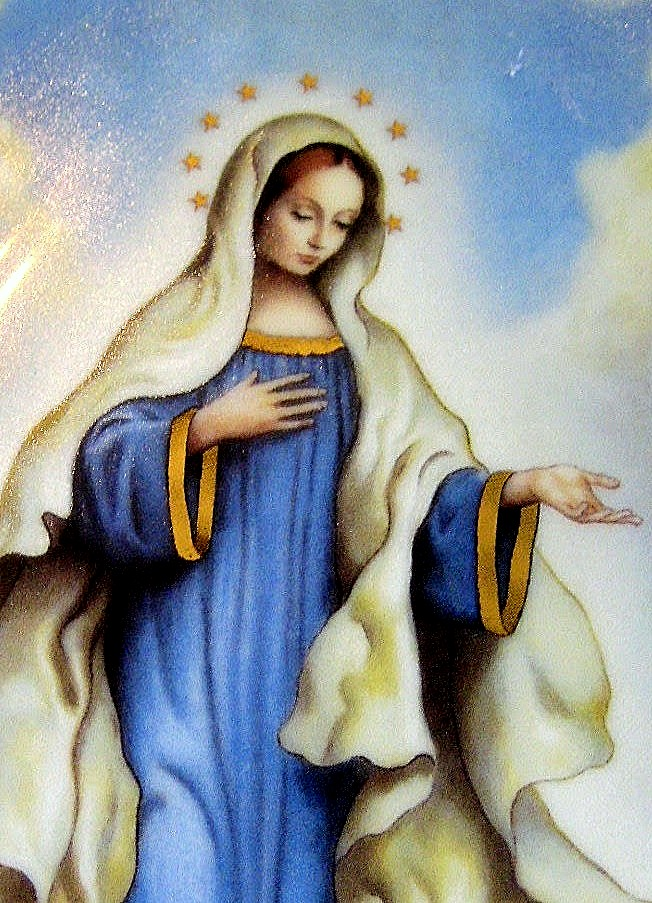 каждой девушек картинка богородица над водой фото