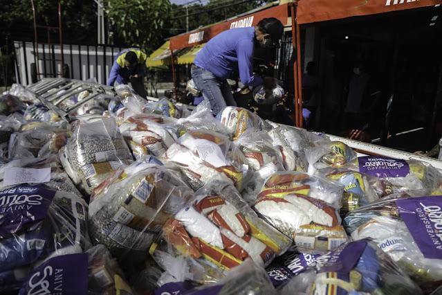 Projeto da Delegada Gleide Ângelo incentiva doação de alimentos para grupos vulneráveis