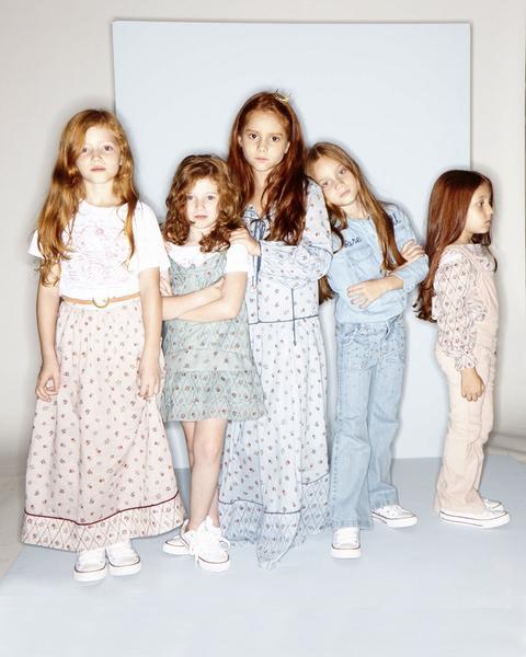 0ca48c775c Glamour e Felicidade  Kids  Cris Barros Mini lança coleção de ...