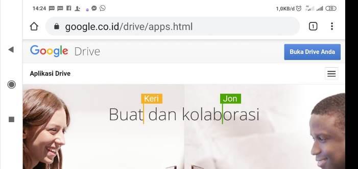 Cara Mengembalikan File Yang Terhapus Permanen Di Google Drive Dengan Hp Android