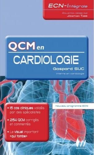 Collection QCM en Cardiologie par Médicilline PDF