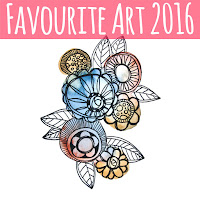 My 6 Favourite Drawings And Paintings For 2016