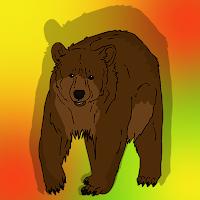 G2J Short Faced Bear Escape