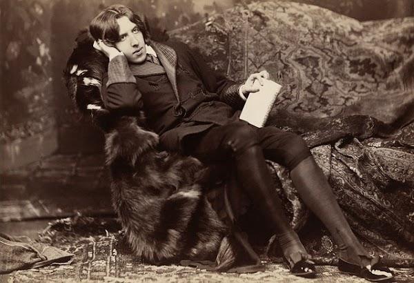 """""""A los estudiantes de arte"""" por Oscar Wilde"""