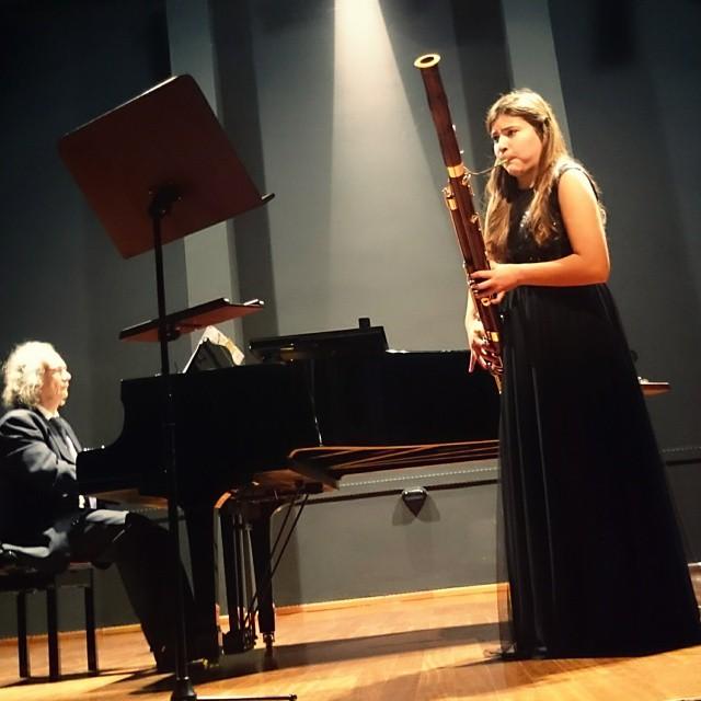 fagot bassoon