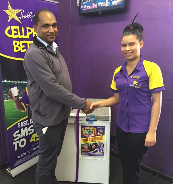 Western Cape #YesWena Winner - June - Gustav William Soloman - Hollywoodbets - Lucky Numbers