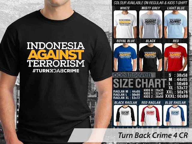 Turn Back Crime 4 CR