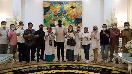 Wako Padang Panjang bersama UMKM Review Contest