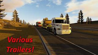 Descargar Heavy Truck Simulator MOD APK Dinero ilimitado 1.973 Gratis para Android 3