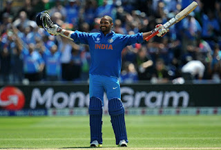Shikhar Dhawan 114 vs South Africa | 1st ODI Hundred Highlights