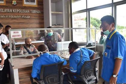 Ambroncius Nababan Dilaporkan ke Polisi Terkait SARA ke Aktivis Papua Natalius Pigai