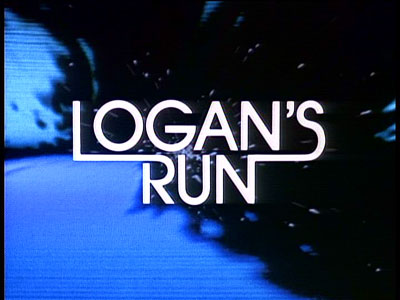 space1970: LOGAN'S RUN TV Series (1977) - DVD Review