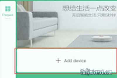 menggunakan cctv xiaomi xiaofang add device