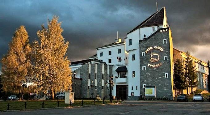 Hotelul Castel Dracula din Pasul Tihuța a fost scos la vânzare ... Vezi cât costă !