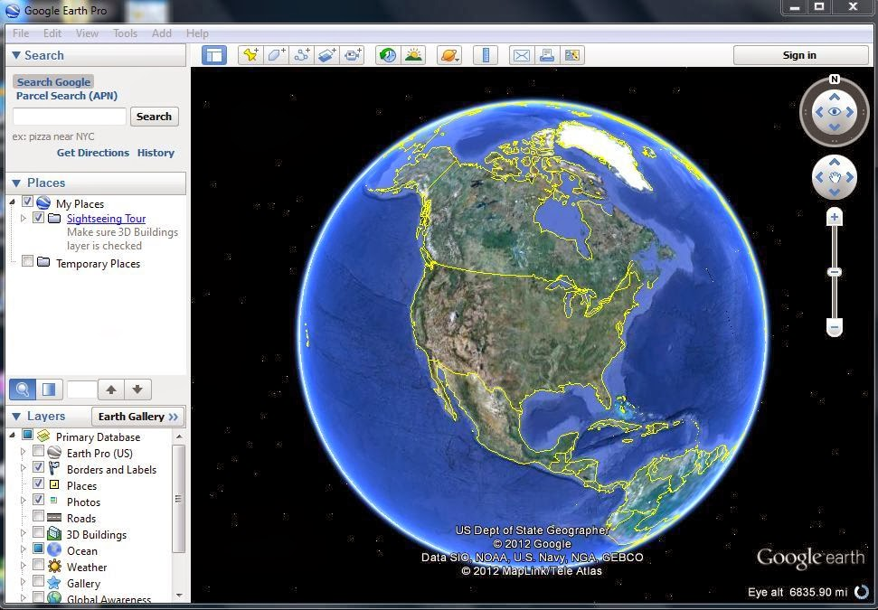 Google earth pro 7. 3. 1. 4507 free download software reviews.