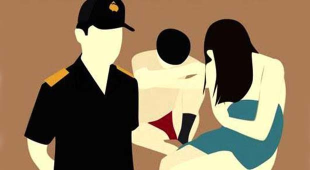 Asyik Ngamar, Pasangan Selingkuh ini Diciduk Polisi