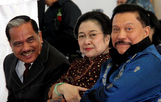 Nah Lho! Pembunuhan Munir, Cikeas Sebut Nama Megawati dan Hendropriyono
