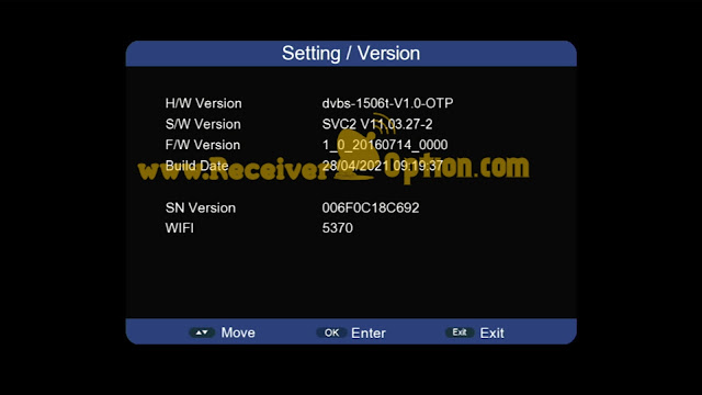 STARNET B1 1506T 512 4M NEW SOFTWARE WITH GO SAT PLUS V2 28 APRIL 2021