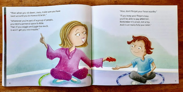 Learn what causes students to feel restless and how to help them manage those feelings with the children's book I Have Ants in My Pants by Julia Cook. #kellysclassroomonline