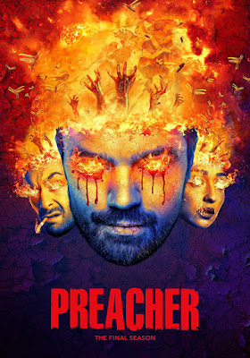 Preacher (TV Series) S04 DVD R1 NTSC Latino 3xDVD5