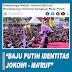 Kampanye Akbar Jokowi-Ma'ruf, Pendukung Diminta Kenakan Baju Putih