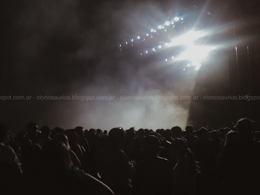 Imagine Dragons en Tecnópolis · 14/4/15