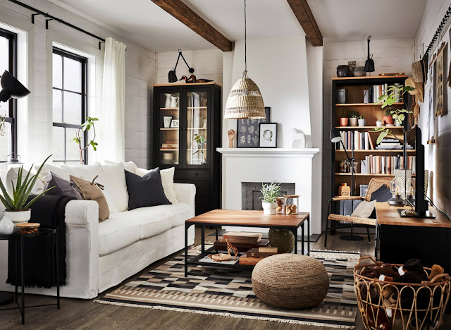 large square living room design ideas