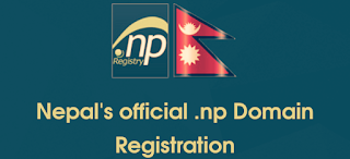 how to register free domain in nep