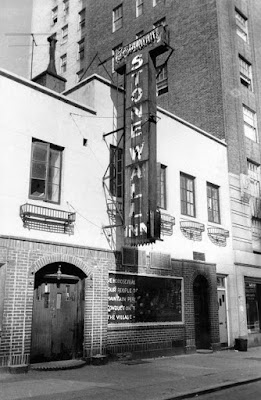 Stonewall Inn, site of the 1969 Stonewall riots