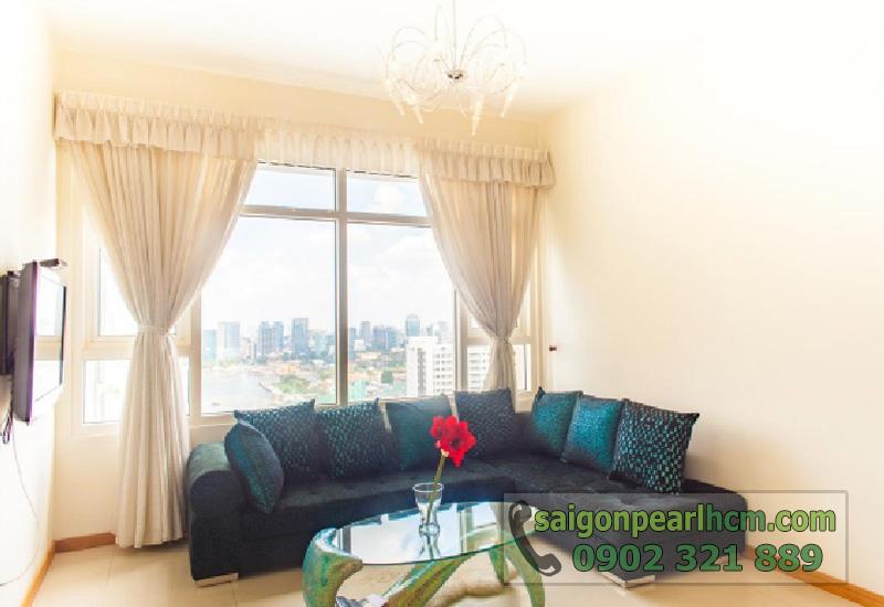 Bán căn hộ Saigon Pearl tòa nhà Ruby2 - sofa căn hộ