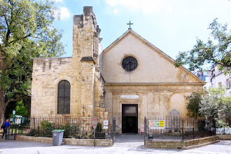 Paris : Eglise Saint Julien le Pauvre, histoire mouvementée de l'une des plus anciennes églises de Paris - Vème